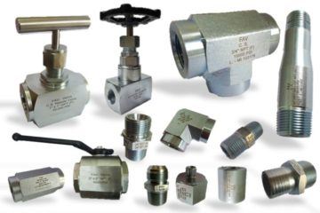 Carbon Steel Valves and Fittings