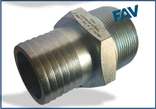 Stainless Steel Hose Adaptor