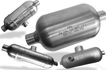 Condensate Pot , Sampling Cylinder