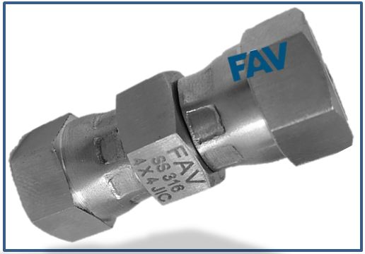 Swivel Adaptor with NPT ,BSP ,JIC Connections in 10000 psi
