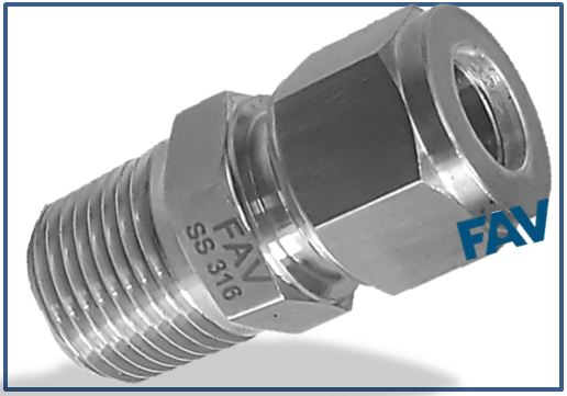 Male Connector NPT