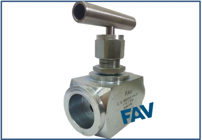 Needle Valve 1000 bar