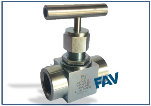 Needle Valve 700 bar