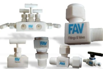 PTFE Compression Fittings and Valves