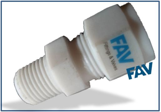 Teflon Connector