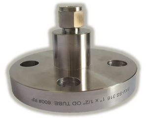 Flange to Tube Adapters