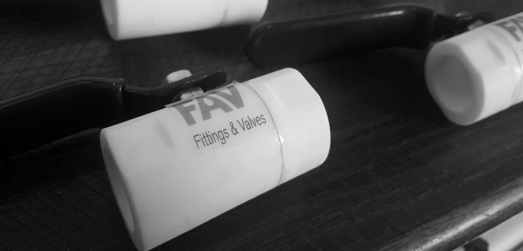Teflon Ball Valves