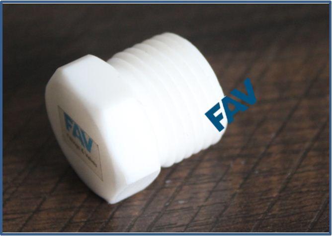 Teflon Plug