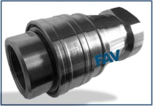 Quick Release Couplings Double Check Type 6000 psi