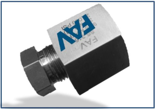 Low Pressure LP Female to Type M Male Coupling