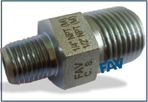 Hex Reducing Nipple High Pressure
