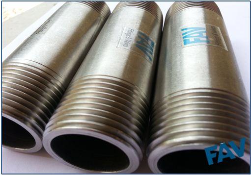 Steel A105 Barrel Nipples