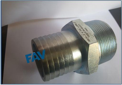 Steel Hose Adaptors