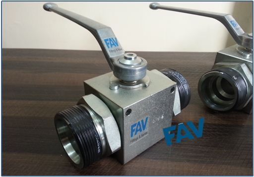 High Pressure Steel Ball Valve