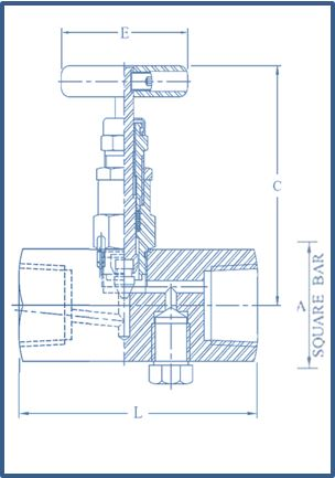 High Pressure Needle Valves 10000 Psi 15000 Psi By Fav