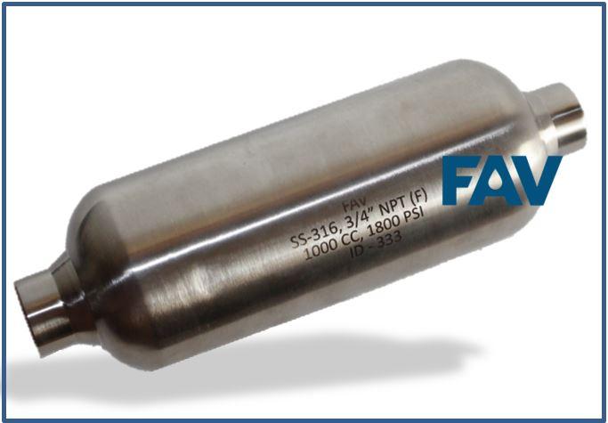 Condensate Pot for Steam Flow Measurement