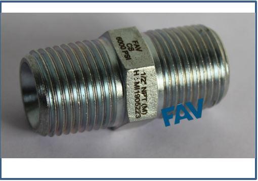 Steel A105 Nipple