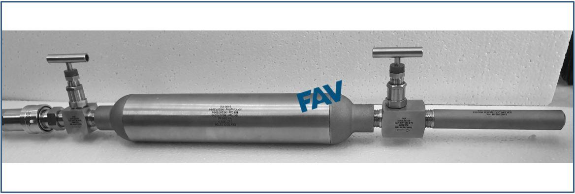 Duplex Sampling Cylinders