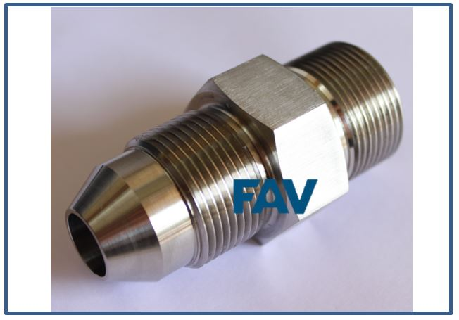 High pressure Autoclave Adapter