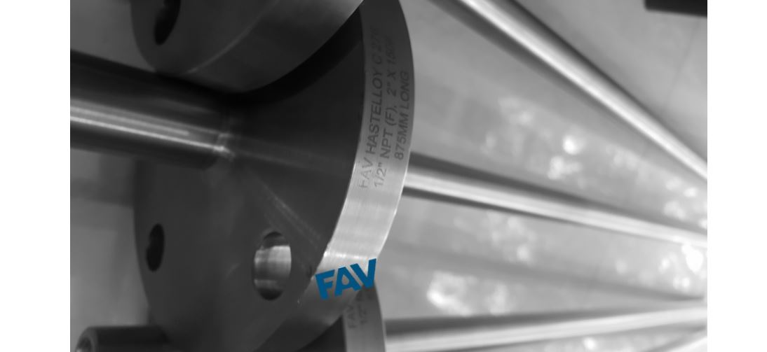 Flange Thermowell