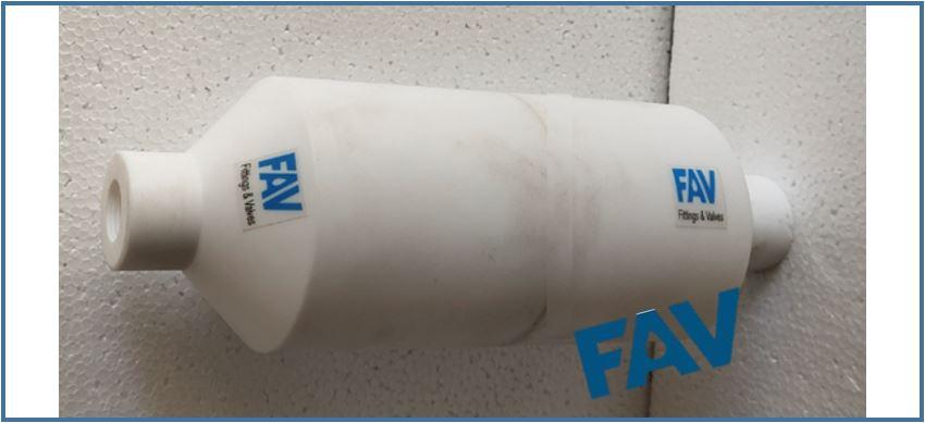 Teflon Sampling Cylinder