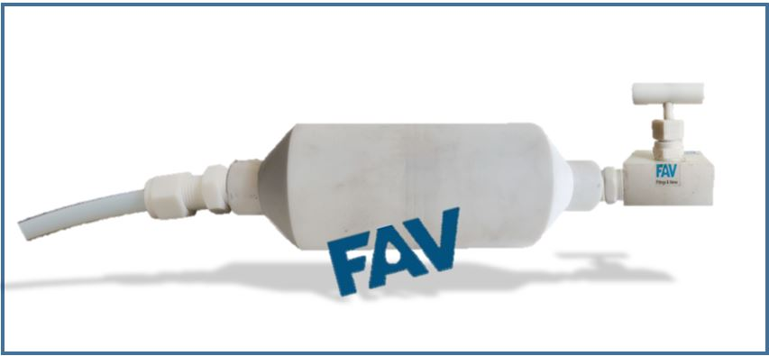 Teflon Sampling Cylinders